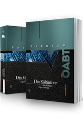 ÖABT Din Kültürü ve Ahlâk Bilgisi  Premium Konu Anlatımlı Uzman Kariyer Yayınları