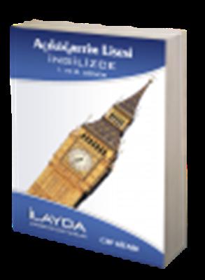İngilizce 1-2 Cep Kitabı İlayda Açık Lise Yayınları