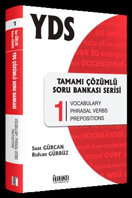 2016 YDS Tamamı Çözümlü Soru Bankası Serisi 1 İrem Yayınları