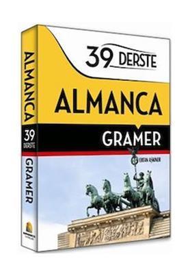 39 Derste Almanca Gramer Kapadokya Yayınları