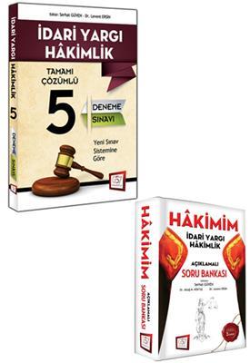 2015 İdari Yargı Hakimliği 2`li Set 657 Yayınları