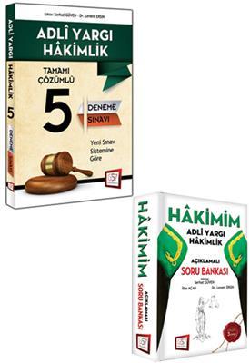 2015 Adli Yargı Hakimliği 2`li Set 657 Yayınları