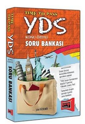 YDS Yargı Yayınları Time to Pass Konu Özetli Soru Bankası
