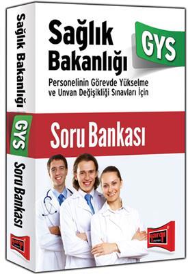 GYS Sağlık Bakanlığı Personelinin GY ve Unvan Değişikliği Sınavları İçin Soru Bankası Yargı Yayınlar
