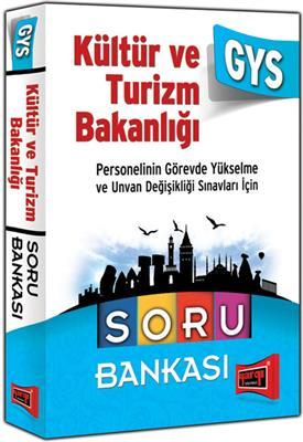 GYS Kültür ve Turizm Bakanlığı Soru Bankası Yargı Yayınları