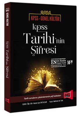 Yargı Yayınları 2016 KPSS Tarihinin Şifresi