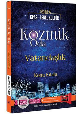 Yargı Yayınları 2016 KPSS Kozmik Oda Vatandaşlık Konu Kitabı