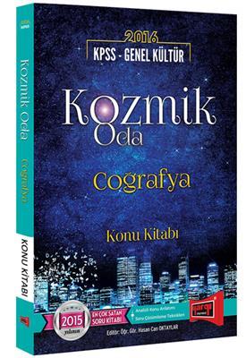 Yargı Yayınları 2016 KPSS Kozmik Oda Coğrafya Konu Kitabı