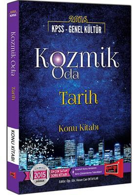 Yargı Yayınları 2016 KPSS Kozmik Oda Tarih Konu Kitabı