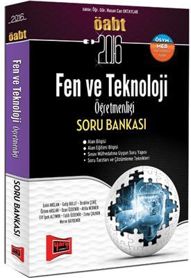 2016 ÖABT Yargı Yayınları Fen ve Teknoloji Öğretmenliği Soru Bankası