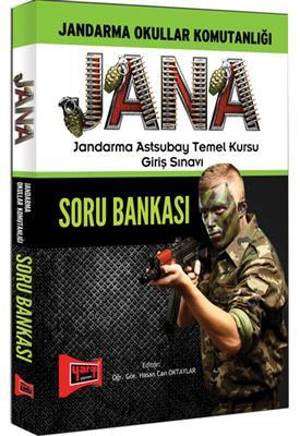 Yargı Yayınları 2016 JANA Soru Bankası