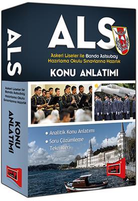 Yargı Yayınları 2016 ALS Bando Astsubay Hazırlık Konu Anlatımlı