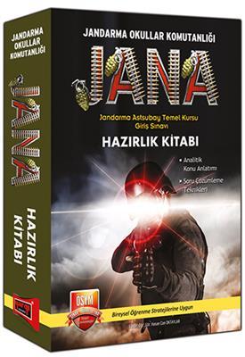 2015 JANA Jandarma Astsubay Temel Kursu Giriş Sınavı Yargı Yayınları