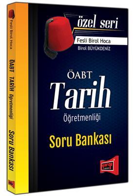ÖABT Tarih Özel Seri Soru Bankası Yargı Yayınları