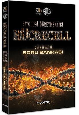 ÖABT Biyoloji Hücrecell Çözümlü Soru Bankası 2016 Filozof Yayıncılık