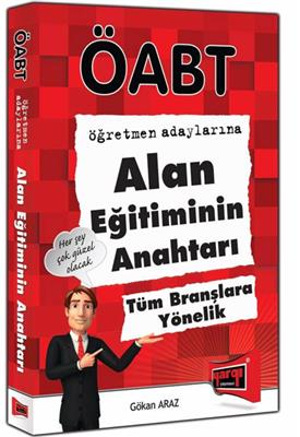 ÖABT Tüm Branşlara Yönelik Alan Eğitimin Anahtarı Yargı Yayınları