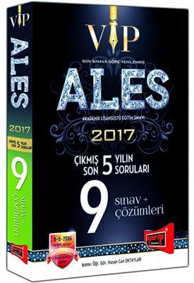 YARGI ALES VIP Son 5 Yılın Çıkmış 9 Sınav Soruları ve Çözümleri Yargı 2017