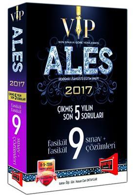 YARGI ALES VIP Fasikül Son 5 Yılın Çıkmış 9 Soruları ve Çözümleri