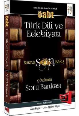 ÖABT Türk Dili ve Edebiyatı ınava Son Bakış Çözümlü Soru Bankası 2016 Yargı Yayınları