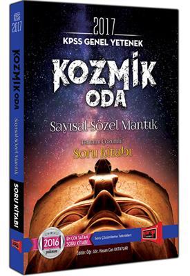 KPSS Sayısal Sözel Mantık Kozmik Oda Tamamı Çözümlü Soru Kitabı 2017 Yargı Yayınları