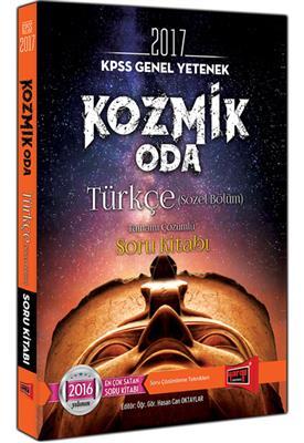 KPSS Türkçe Kozmik Oda Tamamı Çözümlü Soru Kitabı 2017 Yargı Yayınları
