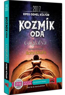 KPSS Coğrafya Kozmik Oda Tamamı Çözümlü Soru Kitabı Yargı Yayınları