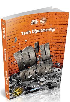 İhtiyaç Yayınları 2016 ÖABT Tarih Çözümlü Deneme