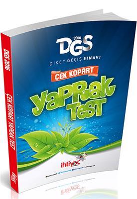 İhtiyaç Yayınları 2016 DGS Çek Kopar Yaprak Test