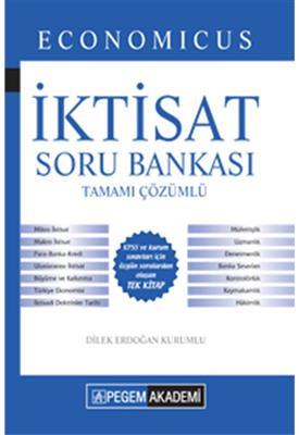 KPSS  Pegem Yayınları A Grubu Economicus İktisat Tamamı Çözümlü Soru Bankası