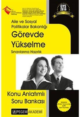 GYS Aile ve Sosyal Politikalar Konu Anlatımlı Soru Bankası Pegem Yayınları