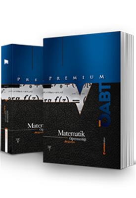 ÖABT Premium İlköğretim Matematik Konu Anlatımlı 2 Cilt Uzman Kariyer Yayınları