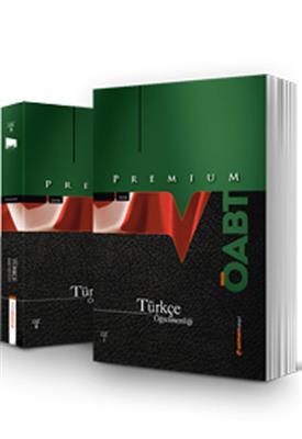ÖABT Türkçe PREMIUM 2 Cilt Konu Anlatımlı Uzman Kariyer Yayınları