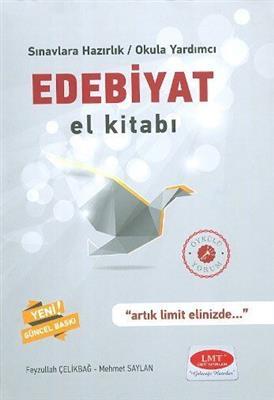 LYS Edebiyat El Kitabı Limit Yayınları