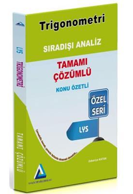 LYS Trigonometri Konu Özetli Tamamı Çözümlü Sıradışıanaliz Yayınları