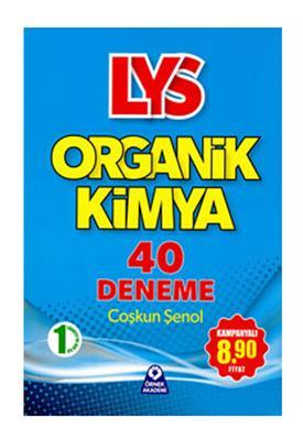 LYS Organik Kimya 40 Deneme Örnek Akademi Yayınları