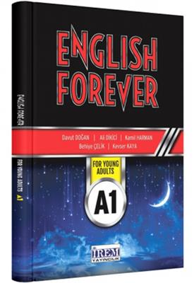 İrem Yayınları ENGLİSH FOREVER For Young Adults A1