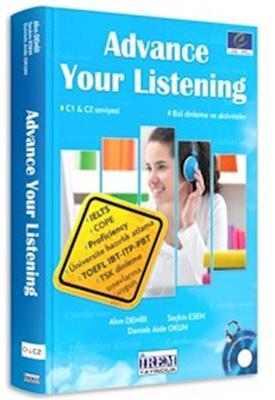 Advance Your Listening İrem Yayınları