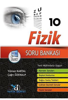 10. Sınıf Fizik Soru Bankası Yayın Denizi Yayınları