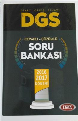 2015 DGS Soru Bankası Data Yayınları