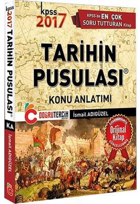 TARİHİN PUSULASI Konu Anlatımlı Dogru Tercih Yayınları