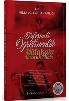 Sözleşmeli Öğretmenlik Mülakata Hazırlık Kitabı Indeks Akademi