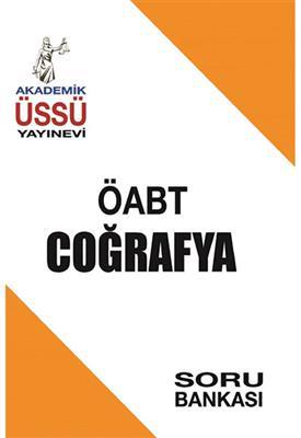 Akademik Üssü Yayınları 2016 ÖABT Coğrafya Soru Bankası