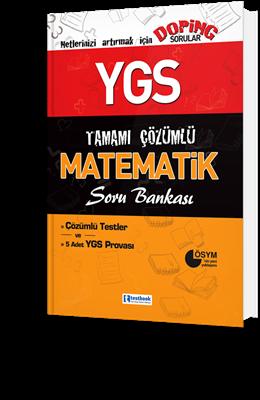 Ygs Tamamı Matematik DOPİNG Çözümlü Soru Bankası Testbook Yayınları