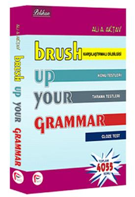 2015 Brush Up Your Grammar PelikanYayınları