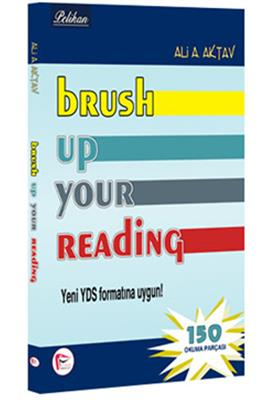 2015 Brush Up Your Reading Pelikan Yayınları