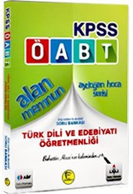 ÖABT Alan  Türk Dili ve Edebiyatı Bilgi Destekli Soru Bankası 2016 Pelikan Yayınları