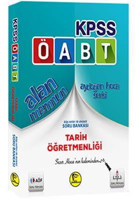 ÖABT Alan Memnun Tarih  Bilgi Notları ile Destekli Soru Bankası Pelikan Yayınları