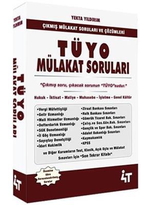 Tüyo Mülakat Çıkmış Soruları ve Çözümleri 4T Yayınları