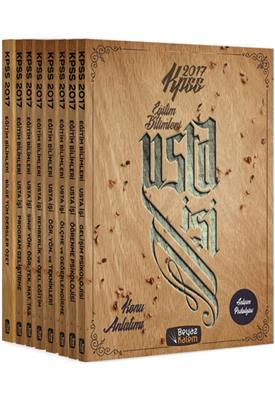 USTA İŞİ KPSS Eğitim Bilimleri  Konu Anlatımlı Modüler Set Beyaz Kalem Yayınları