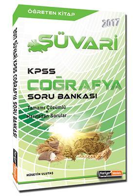 2017 KPSS Coğrafya SÜVARİ Tamamı Çözümlü Soru Bankası Kariyer Meslek Yayınları